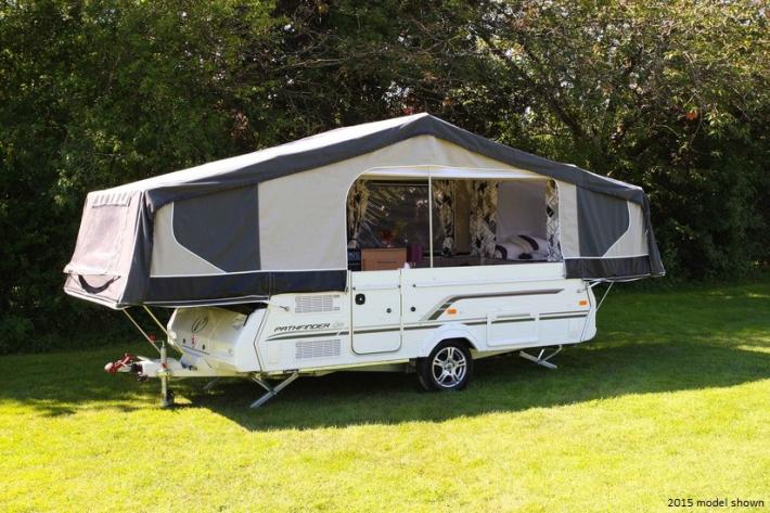 2017 Pennine Pathfinder New Folding Campers Highbridge