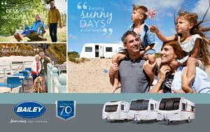 2018 Bailey Caravans