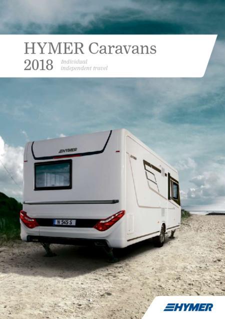 2018 Hymer Caravans