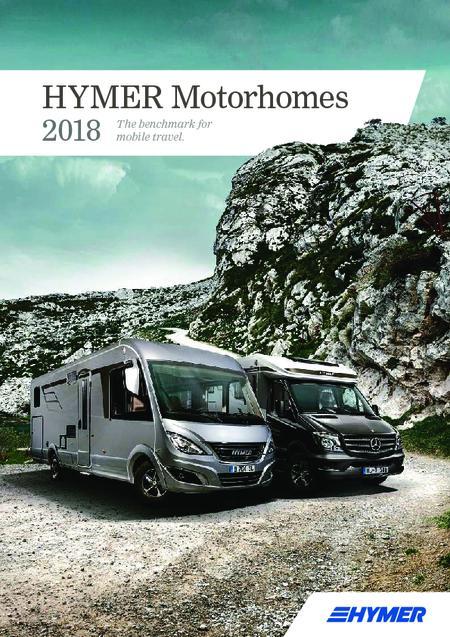 2018 Hymer Motorhomes