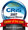 CRiS South of England Dealer of the Year