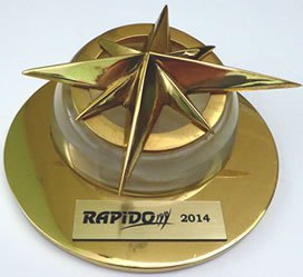 Rapido 1st Place - Best Export Performance