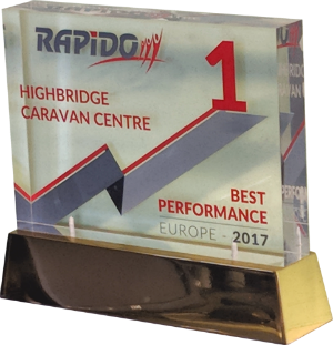 Rapido Best Performance - Europe 2017