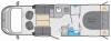2022 Swift Escape 694 New Motorhome